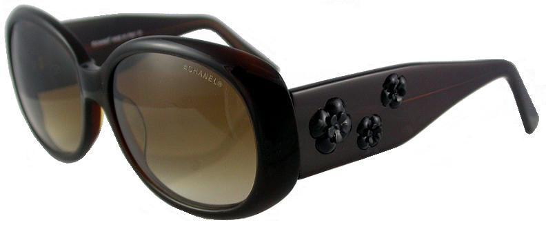 chanel 5113 damen sonnenbrille brille braun etui sunwear. Black Bedroom Furniture Sets. Home Design Ideas